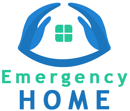 emergency home logo