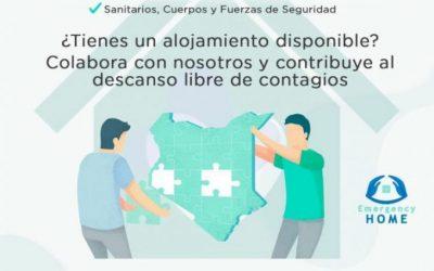 Área: 'Emergency Home', un hogar solidario y seguro frente al coronavirus